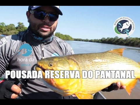 Programa Hora da Pesca - Pescaria de Dourado