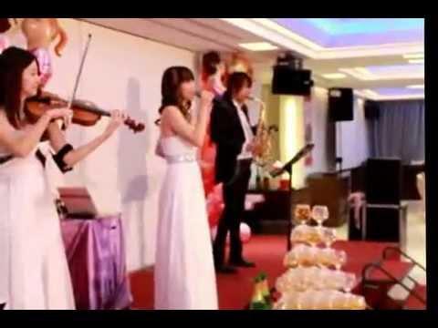 KITTY婚禮樂團演出QUANDO QUANDO