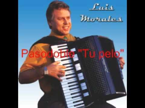 Pasodobles en acordeon Luis Morales