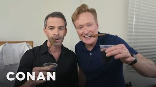 Conan Throws Jordan Schlansky A Bachelor Party  - CONAN on TBS
