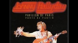 Gabrielle Johnny Hallyday 1979 + paroles