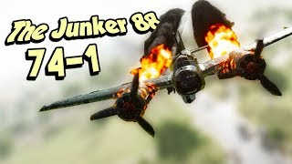THE TANK BUSTER - Anti-Air can't stop the Junkers 88 - Battlefield 5