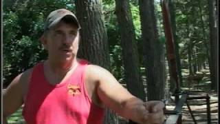 Traditional Instinctive Archery explained by Rick Welch