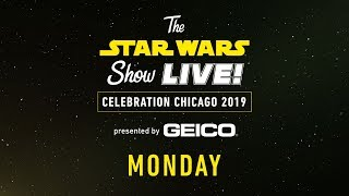 Star Wars Celebration Chicago 2019 Live Stream - Day 4 | The Star Wars Show LIVE!