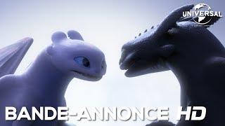 Dragons 3 : le monde caché :  bande-annonce 2 VOST