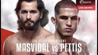 Jorge Masvidal vs Anthony Pettis Super Fight