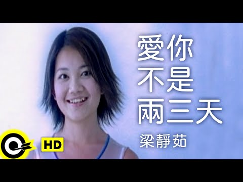 梁靜茹 Fish Leong【愛你不是兩三天】Official Music Video (新版)