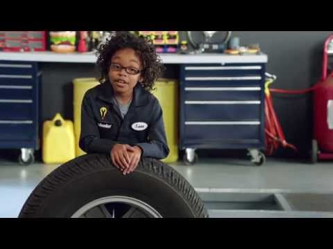 Tire Alignment Commercial 2014 │ Kid Mechanics │ Meineke