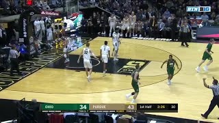 First Half Highlights: Ohio at Purdue | Big Ten Basketball