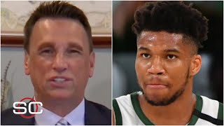 Breaking down Giannis Antetokounmpo's game vs. the Celtics | SportsCenter