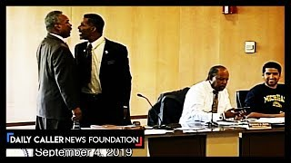 Flint City Council Meeting Erupts!