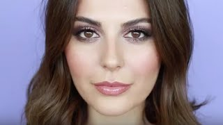 Accentuate Brown Eyes Makeup Tutorial | Destination Beauty