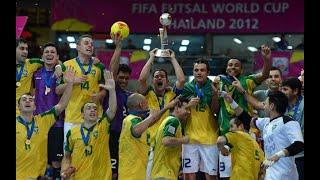 Final   Copa do Mundo de  Futsal  2012  Melhores momentos   Brasil  x   Espanha