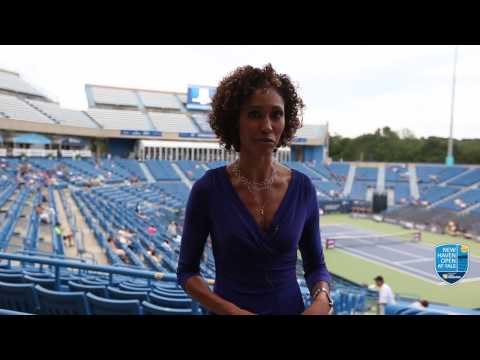 New Haven Open - Sage Steele