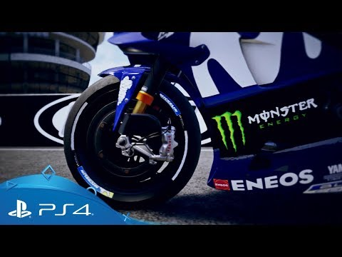 MotoGP 18 | Trailer di lancio | PS4