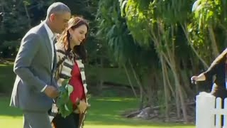 'I'm a political nerd': New Zealand PM Jacinda Ardern thrilled at meeting Barack Obama