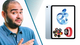 Apple Time Flies Event 2020 || أحدث منتجات أعلنت عنها آبل !!
