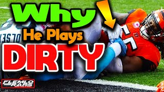 What Happened to Vontaze Burfict? (Today's DIRTIEST NFL Player)