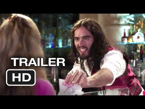 Paradise Official Trailer #1 (2013) - Julianne Hough, Russell Brand Movie HD