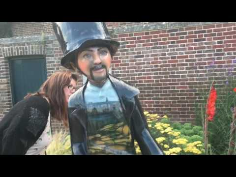 """Gnomes Unearthed - The Great Fountain """"Without a please or a beg your pardon"""""""