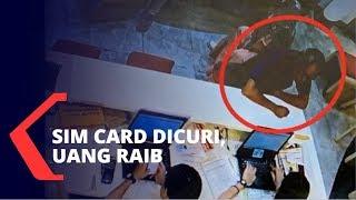 SIM Card Ilham Bintang Dicuri, Rekening Bank Dibobol