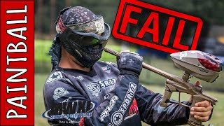 Paintball Fails & Funny Moments #6