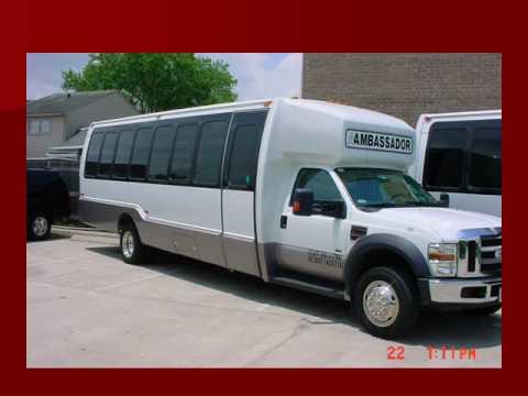A Ambassador Limousine Buses & Fleet