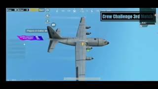 Crew Challenge match (3 and 4 ) Gameplay
