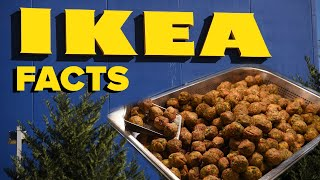 Weirdly Interesting Things You Didn't Know About Ikea