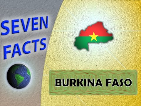 Things you didn't know about Burkina Faso