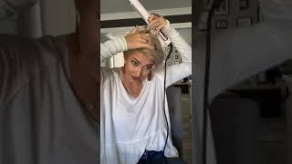 Style Your Short Hair With Me