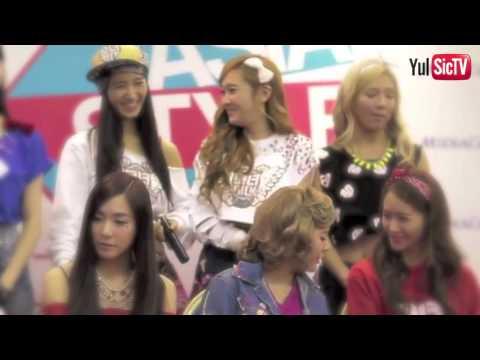 [130622] SNSD Yulsic 율싴 Royal Fancam Moment #121 -  Sweet Love