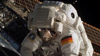 Weltraumausstieg - Hans Schlegel über Extra-vehicular activity (EVA)