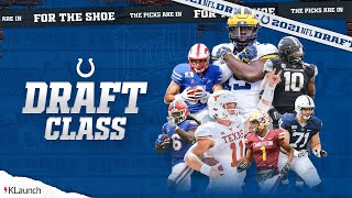 2021 Indianapolis Colts Draft Recap