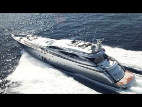 Mistral 55 - Pershing 115-3 French Riviera Yacht Charter