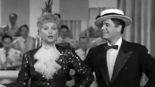 Lucy Ricardo and Ricky Ricardo perform Cuban Pete