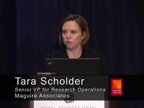 Maguire Associates Symposium - 6/09 - Part 1A