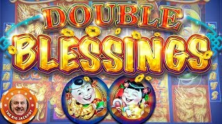🏮BIG BET$! 🏮Double Blessings High Limit Slot Play 🎰