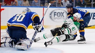 EXTENDED OVERTIME: Stars and Blues need double OT to decide Game 7 for a trip to the WCF