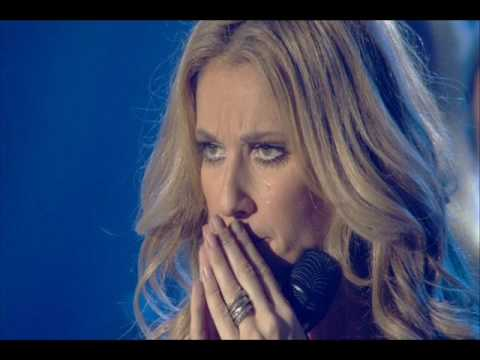 Celine Dion acapella -  Live in las Vegas - I can't help falling in love with you