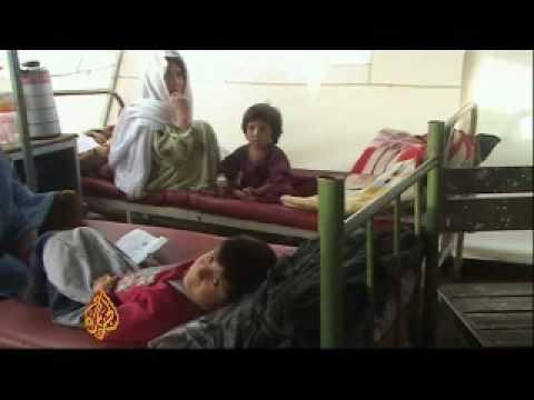 Cholera plagues Afghanistan
