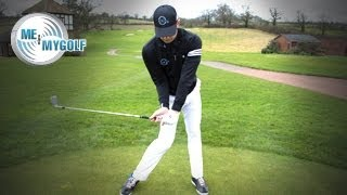 GOLF LAG DRILL TO CRUSH YOUR IRONS