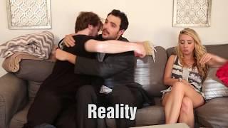 Dating a Frat Guy - Expectations Vs. Reality | Lauren Francesca | Lauren Francesca