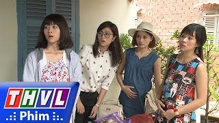 THVL   Những nàng bầu hành động - Tập 26[3]: Nhóm bạn tới thăm Hoa sợ hãi khi gặp bà Sáu Nhã