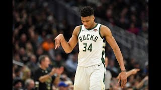 Is Giannis Becoming a Lethal Shooter? | 3-Point Mix Since February