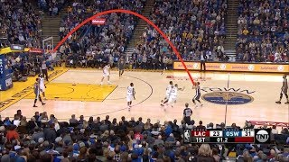 Stephen Curry Hits AMAZING Buzzer-Beater!