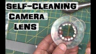 NO DRIP Camera Lens