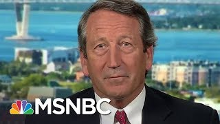 Rep. Mark Sanford On President Trump's 'Shithole' Comment: 'It Is What It Is'   MTP Daily   MSNBC