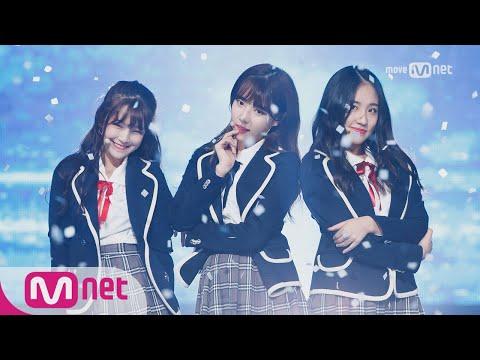 Idol School [9회]나를 믿어주길 바래♡ 세명의 요정들 ′I′m your girl′ 서헤린,이해인,백지헌 @학기말고사 170915 EP.9