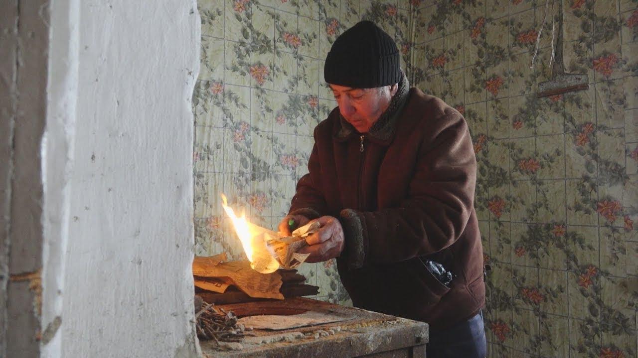 Гуковские шахтеры зимуют без угля